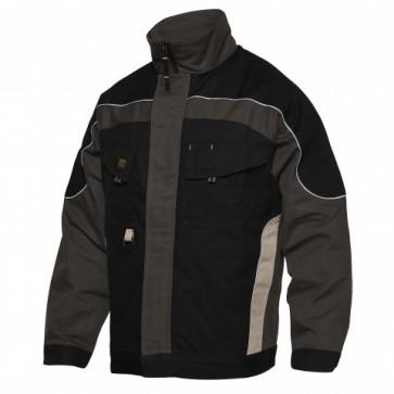 0222-760 Three-colour work jacket