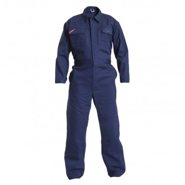 162-575 Boiler Suit, Button