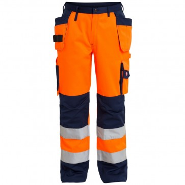 2502-775 EN 20471 Trousers With Hanging Tool Pockets