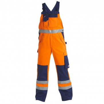 Safety+ Bib Overall EN 20471