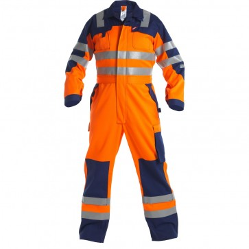 4235-835 Safety+ Boiler Suit EN 20471