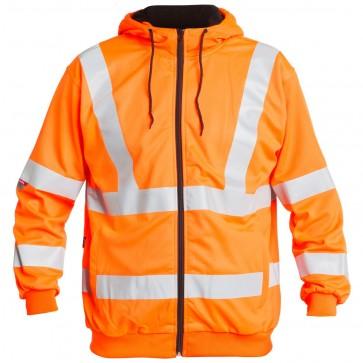 8010-228 EN 20471 Hooded Sweatshirt