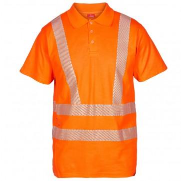 9051-182 EN 20471 Poloshirt