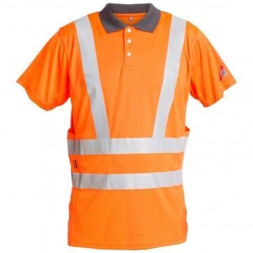 9051-41 EN 20471 Poloshirt