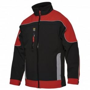 1223-248 Three-colour softshell jacket