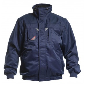 1175-912 Pilot Jacket With Detachable Sleeves