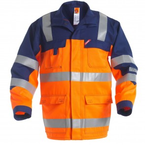1235-830 Safety+ Jacket EN 20471