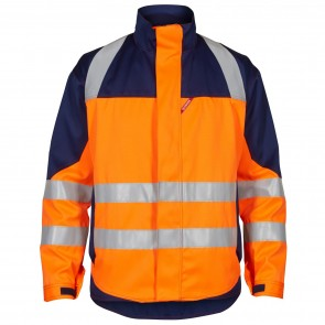 1285-830 Safety+ Jacket EN 20471