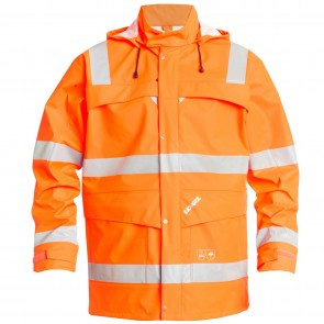 1911-102 EN 20471 Rain Jacket