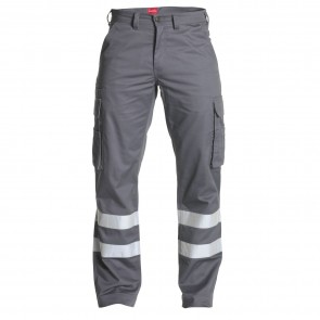 256-680 Multi-Pocket Trousers With Reflector Strips