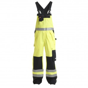 3235-825 Safety+ Bib Overall EN 20471