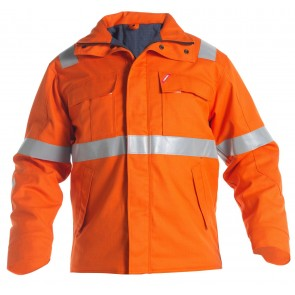 R1934-820 Safety+ Winter Jacket With Reflectors